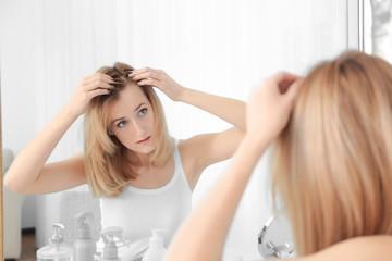 Trapianto capelli donna giovane