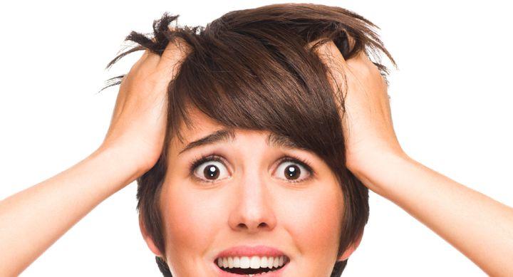 Lo Stress Causa La Perdita Dei Capelli?